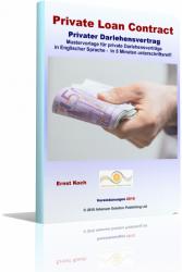 Private Loan Contract (Darlehensvertrag)