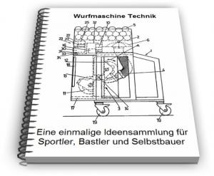 Wurfmaschine Ballwurfmaschine Ballmaschine Technik
