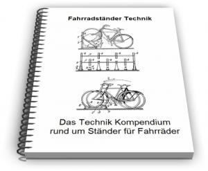 Fahrradständer Ständer Fahrrad Technik