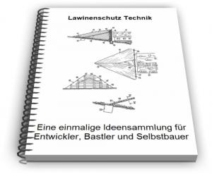 Lawinenschutz Lawinenverbau Technik