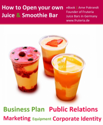 How to open your own smoothie & juice bar