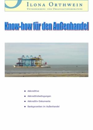 Know-how für den Außenhandel