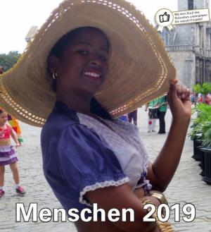 Kalender 'Menschen 2019'