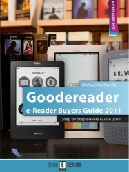 goodereader - The e-Reader Buyer's Guide for 2011