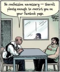 Facebook social destruction?