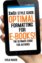 XinXii Style Guide: Optimal Formatting for E-Books
