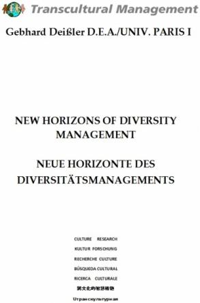 New Horizons of Diversity Management