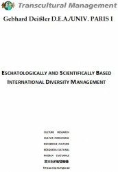 ESCHATOLOGICALLY AND SCIENTIFICALLY BASED INTERNATIONAL DIVE