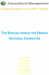 The English versus the French National Character