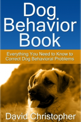 Dog Behavior Book