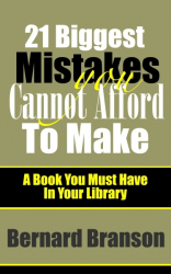 21 Biggest Mistakes You Cannot Afford To Make