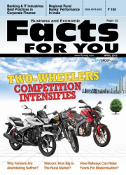 Facts For You, April 2013