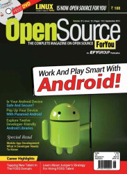Open Source For You, September 2013