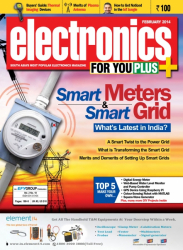 Electronics For You, February 2014