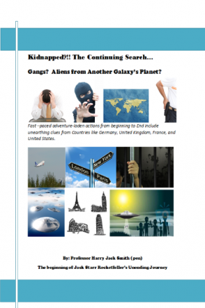 Kidnapped?!! The Continuing Search…