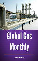 Global Gas Monthly, August 2013