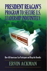 President Reagan's Program to Insure U.S. Leadership