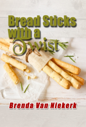 Bread Sticks with a Twist