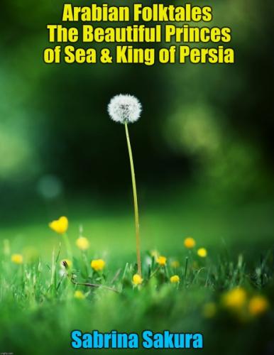 Arabian Folktales The Beautiful Princes of Sea & King of Per