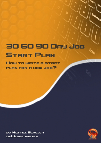 30 60 90 Day Job Start Plan for Applications