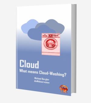Was versteht man unter Cloud Washing?