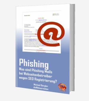 Phishing Mails gegen Webseitenbetreiber
