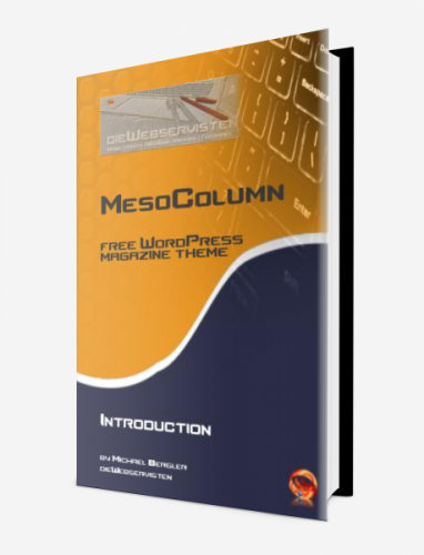 MesoColumn free WordPress magazine theme