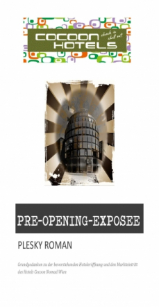 Pre-Opening-Expose Cocoon Nomad Wien