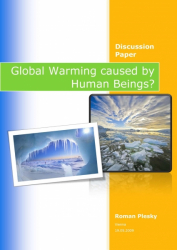 Global Warming caused by human beings?