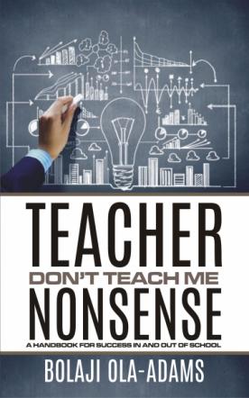 Teacher Dont Teach Me Nonsense
