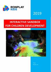 INTERACTIVE SANDBOX FOR CHILDREN DEVELOPMENT
