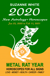 SUZANNE WHITE 2020 New Astrology™ Horoscopes