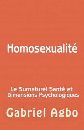 Homosexualité :