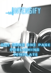 ONE SONG ONE PAGE PUBLISHING COMPASS plus Bonus