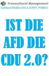 IST DIE AFD DIE CDU 2.0?