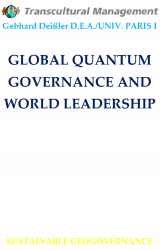 GLOBAL QUANTUM  GOVERNANCE AND  WORLD LEADERSHIP