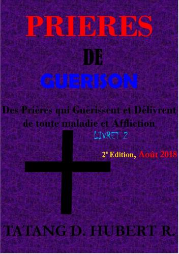 PRIERES DE GUERISON