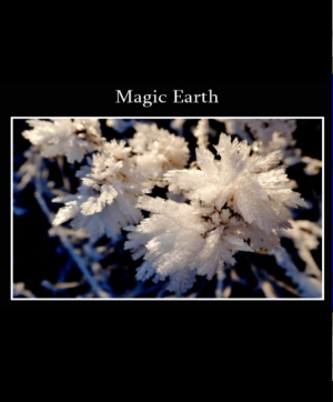 Magic Earth - Bildband