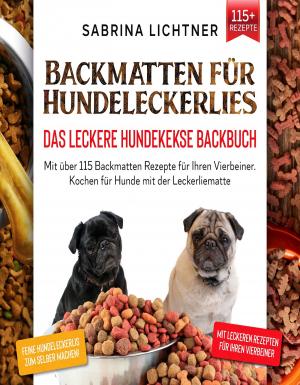 Backmatten für Hundeleckerlies
