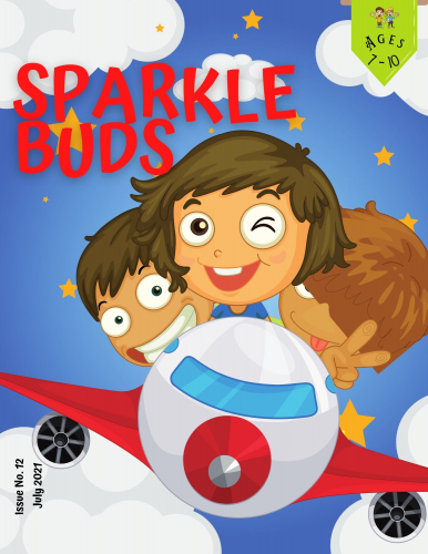 Sparkle Buds Kids Magazine
