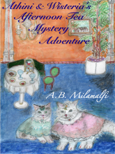 Athini and Wisteria's Afternoon Tea Mystery Adventure